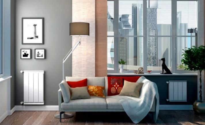 Водоснабжение квартир и студий